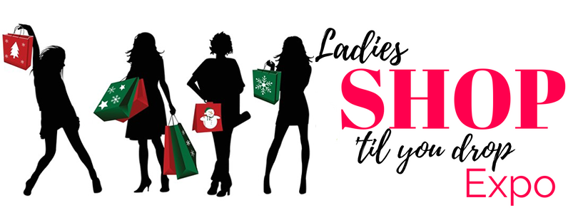Ladies Shop 'Til You Drop